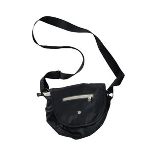 Sherpani Black Milli Crossbody Bag